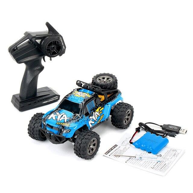 RC Car 1:18 Climbing Drift Buggy 6