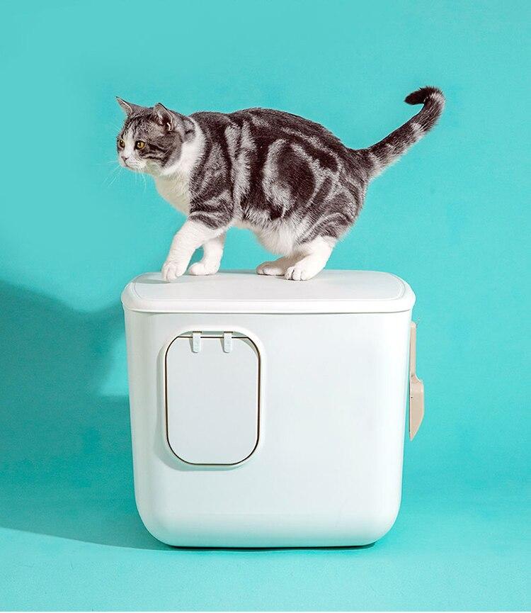 Caixas de areia p/ gato