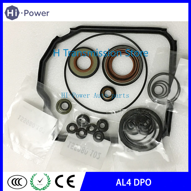New DPO AL4 Gearboxes Transmission Overhaul Rebuild Repair Kits For Peugeot For Citroen For Renault