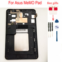 for Asus MeMO Pad HD7 ME173 ME173X K00B (LCD FOR LG Edition) LCD Display Monitor Panel Screen Touch Screen Glass Assembly Frame(China)