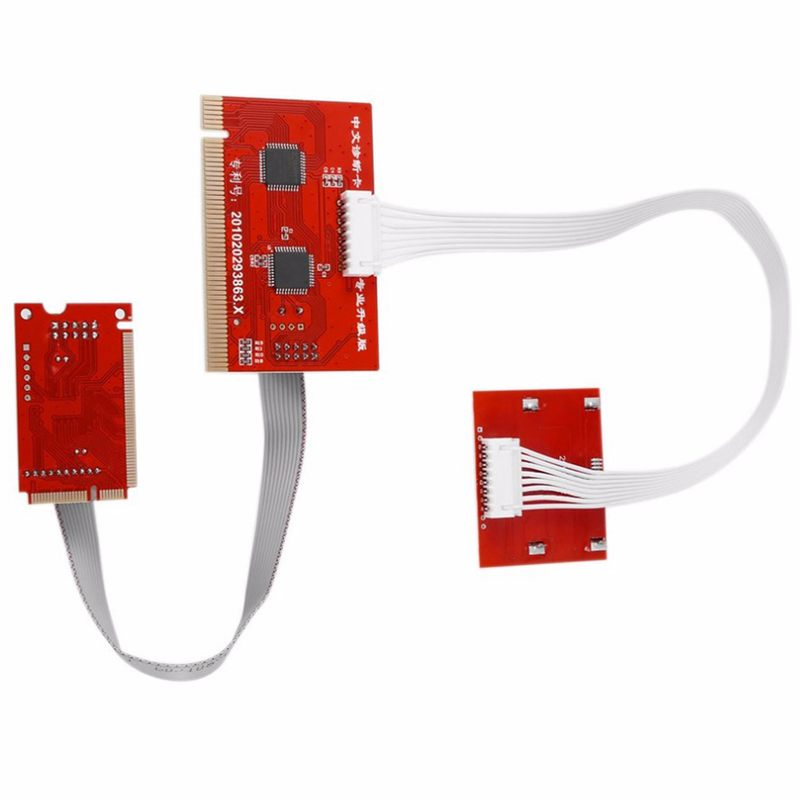 Lcd Tablet PC Motherboard Analyzer Diagnostic Post Tester Card Checker Professional For Computer Laptop Desktop Pti8