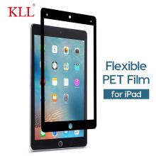 Flexible PET Film for Apple iPad 2 3 4 Air 2 Air 1 Tablet Screen Protector for iPad Mini 5 4 3 2 1 Protective Film Not Glass 3port usb eu plug ac wall charger for ipad air 2 pro 9 7 10 5 ipad mini 4 3 2 1 tablet 2 4a fast travel chargeur w led display