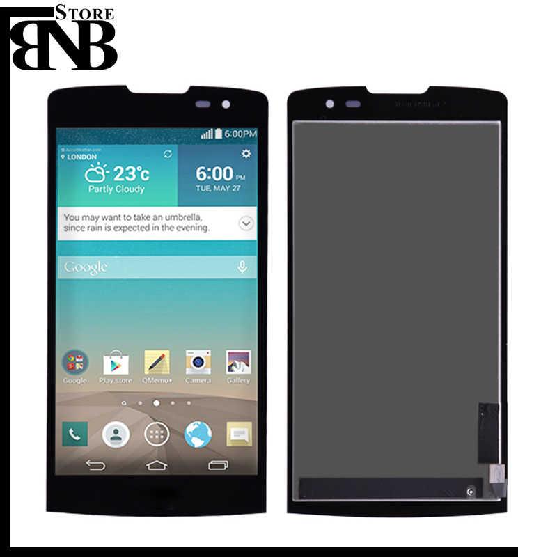Для LG Leon H340 h320 h324 H340N H326 MS345 C50 H342 ЖК дисплей Дисплей кодирующий преобразователь