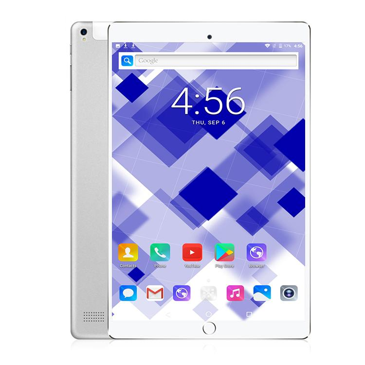Hot Sale Android 8.0 10 Core 6G+128GB Wifi 4G FDD LTE Tablet PC New 10 Inch Tablet PC  Dual SIM Cards  Kids Tablet  Tablet 10.1