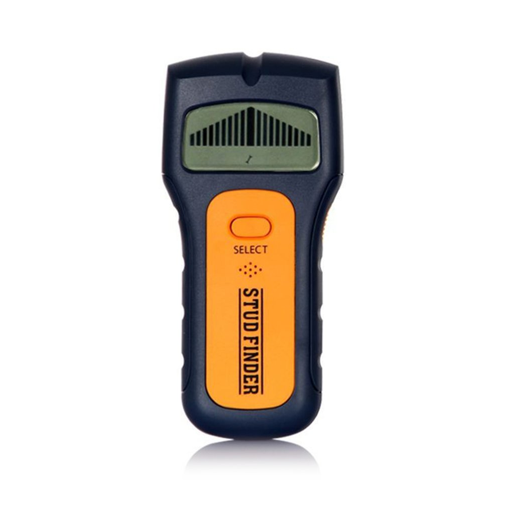 3 In 1 Stud Finder With Sound Signal Reminder LED Indicator Low Battery Indication For Wood And Metal Stud