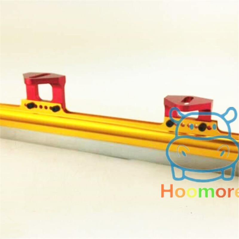 Короткий трек ice blade 380 мм 410 мм 430 мм для роликовых коньков - 2