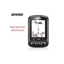 IGPSPORT ANT + GPS IGS618 אופני אופניים Bluetooth אלחוטי סטופר מד מהירות עמיד למים IPX7 רכיבה על אופניים אופני מד מהירות מחשב