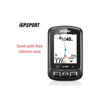 IGPSPORT velocímetro inalámbrico para bicicleta, con ANT +, GPS, IGS618, Bluetooth, IPX7, resistente al agua