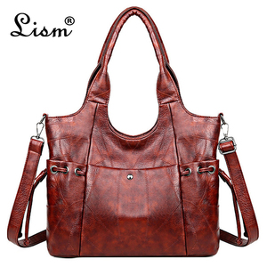 Vintage Leather luxury handbag