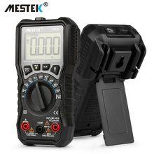 Mestek multímetro digital dm90, multímetro universal digital testador de alcance automático multímetro ncv multímetro testador melhor que adms7