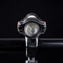 Bicycle Headlight Waterproof Bike Front Lamp USB Rechargeable Fits All Bicycles Hybrid Road MTB