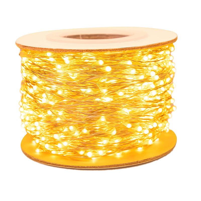 10-100M Remote Merry Christmas Wedding Decoration Lights Indoor Outdoor Garden Party Home Room Decor Garland Micro LED String Pakistan