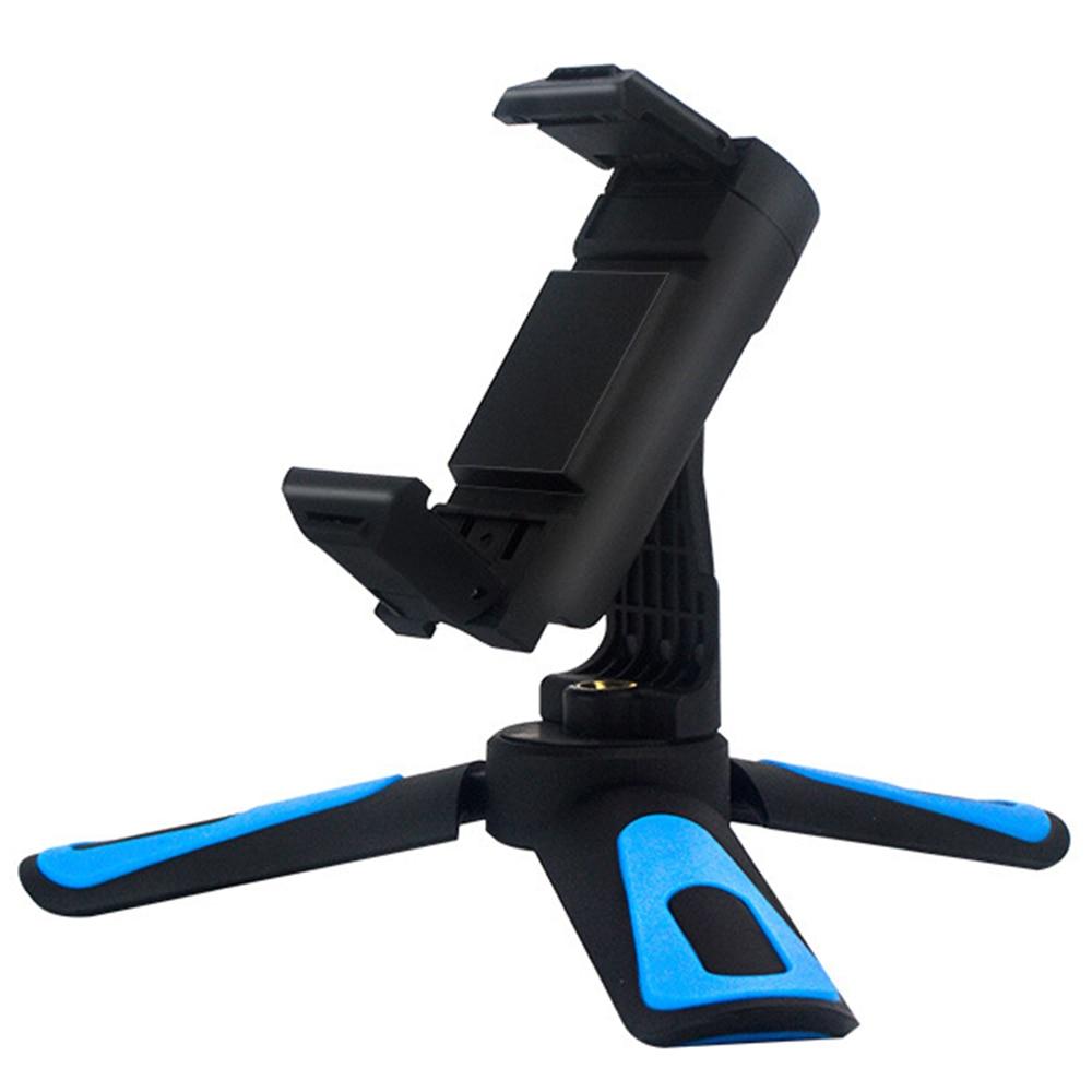 360 Degree Rotation Angle Of View Multifunctional Lazy Desktop Mobile Phone Bracket Plastic Made Triangle Bracket