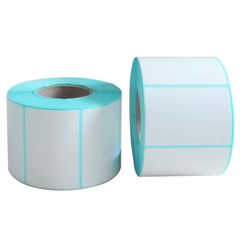 Купить с кэшбэком 4x6 Shipping Labels- 300 stickers Per Roll Strongest & THICKEST - Thermal Postage BPA Free, Perforated