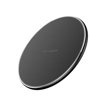 20W Fast Wireless Charger For Samsung Galaxy S10 S9/S9+ S8 Note 9 USB Qi Charging Pad for iPhone 12 Pro XS Max XR X 8 Plus wireless charger mouse pad aluminum alloy charging mat for iphone x 8 8 plus samsung galaxy s8 8 88 dja99