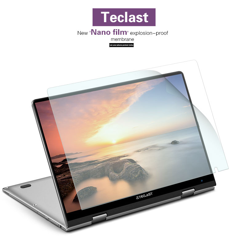 Explosion-proof Nano Soft Film For Teclast F5 F5r 11.6 Inches TAB Waterproof Screen Protector Films Not Tempered Glass