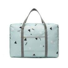 Portable Women's Luggage bag Largecapacity Clothes storage