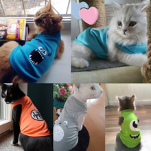 Cats Summer Vest T Shirt