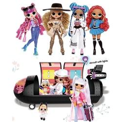 Lol surpresa bonecas o. m. g. Remix kitty k lonestar pop b. Bonecas da forma do honeylicious para o presente de natal do bebê