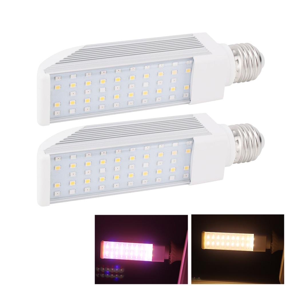 Full Spectrum LED Grow Light Bulb E27 E26 25W AC85-265V 2 Modes Indoor Tent Greenhouse Plants Vegs Seedling Growing Phytolamp