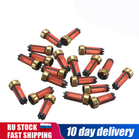 20x alta qualidade carro injector de combustível micro filtro peças sapre md619962 para mitsubishi Injetor de combustível     -