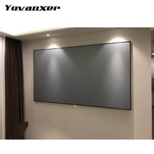 Projection Screen 72 84 100 120 Inch 16:9 4:3 Reflective Cloth for XGIMI H1 H2 H1S Z6 Z5 Z3 JMGO J6S E8 UNIC UC40 UC46 Projetors