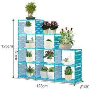 Image 2 - DIY montaż półka na książki włóknina regał magazynowy wymienny stojak na książki uchwyt organizer do suszenia prania półka ekspozycyjna do domu