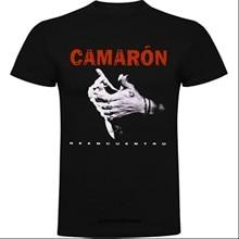 Hommes t-shirt CAMARON DE LA ISLA réunion FLACO drôle t-shirt nouveauté t-shirt femmes