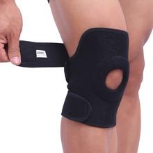 Adjustable Patella Knee Pads  Elastic Brace Kneepad Knee Support Brace Safety Guard Strap for Basketball Free Size цена 2017