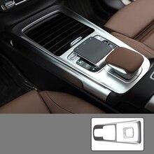 Lsrtw2017 Car Center Console Gear Panel Door Handle Armrest Trim for Mercedes Benz Glb 200 180 250 2019 2020 2021 X247 Auto