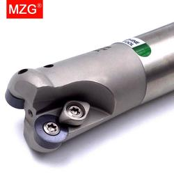 MZG TRS Round Nose Tools  RDMT RDMW 10T3 Carbide Inserts CNC Lathe End Mill Arbor Cutting Machining Face Milling Cutter