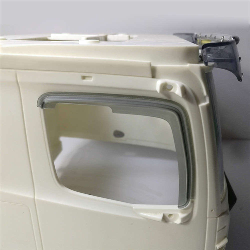 Wind Deflector Sun Visor for 1/14 TAMIYA Arocs Actros 3363 56348 RC Truck Parts Accessories|Parts & Accessories| |  - title=