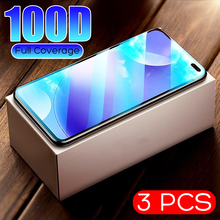100D Full Cover Tempered Glass For xiaomi Redmi Note 7 Pro 8 8A Explosion-Proof Screen Protector Film For xiaomi Redmi K20 glass