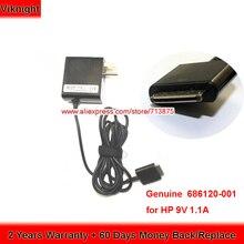 Genuine 10W 9V 1.1A 686120-001 685735-003 Ac Adapter for HP Elitepad 1000 G2 900 G1 Z3795 H9X29EA HSTNN-DA34 Laptop Charger