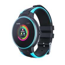 Женские Смарт часы с bluetooth пульсометр мужские умные монитор