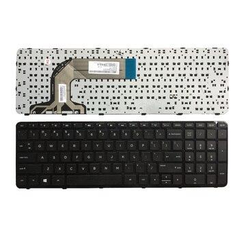 Enginsh keyboard for HP Pavilion 17-E000 17-e128ca 720670-001 725365-001 v140546bs1 black US Laptop keyboard