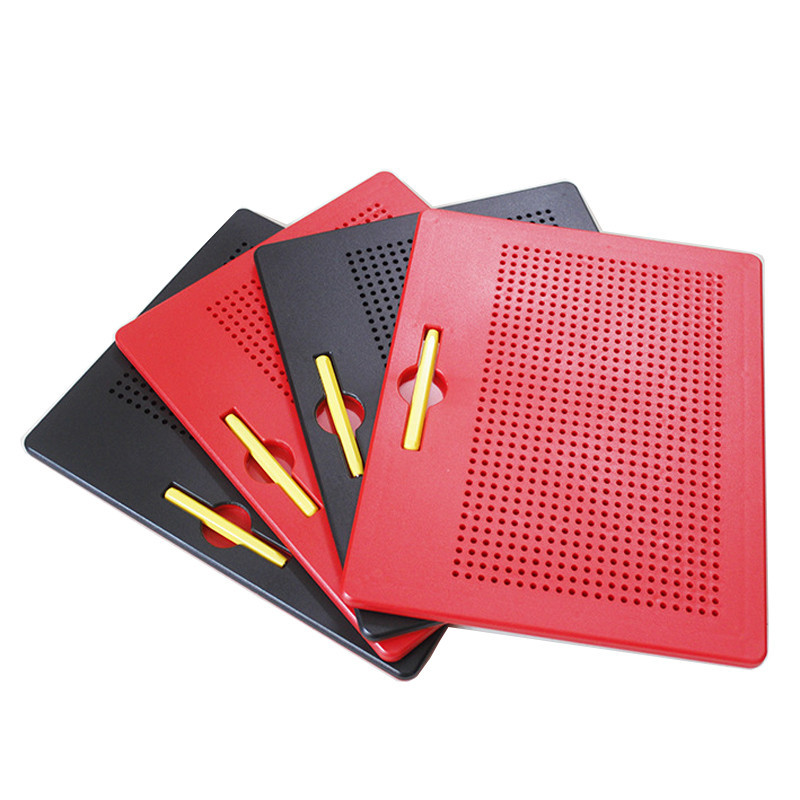 Hot Sales Steel Ball Magnetic Drawing Board Environmentally Friendly Magnetic Steel Ball WordPad Creative Children'S Educational