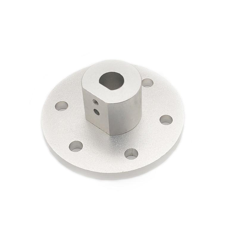 Moebius 8/10mm accouplements en métal pour Robomaster 152mm Mecanum roue Robot voiture bricolage pièces
