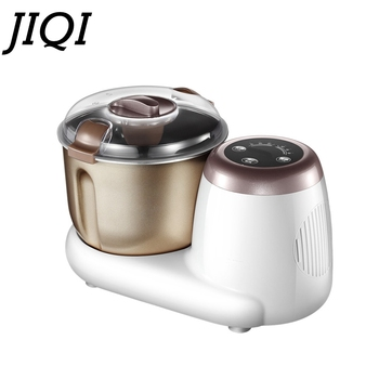 HIMOSKWA 3.5L Microcomputer Electric Food Mixer 220V Table Stand Professional Cake Bread Dough Maker Flour Egg Dough Machine