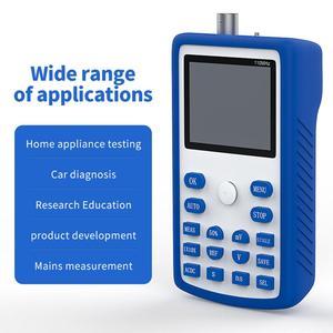Image 2 - FNIRSI 1C15 Professional Digital Oscilloscope 500MS/s Sampling Rate 110MHz Analog Bandwidth Support Waveform Storage