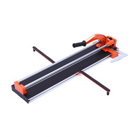 Hand operated ceramic tile cutter push knife with infrared floor tile wall brick push stone scratch knife 800mm