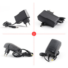 12V 1A 2A 3A DC Power Adapter AC To 12 VOLT LED Charger EU US Plug Universal Power Adapter 12V 1A 2A 3A LED Strip Lamp Charger newest arrival dual usb motorcycle charger 12v 4 2a moto 2 1a 2 1a 12v to 5v 15w usb charger with voltmeter led display sockets