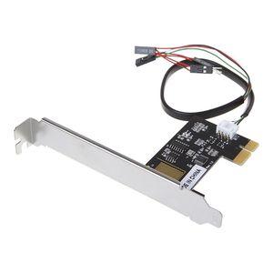 Image 3 - PCI E Desktop PC Fernbedienung 20m Wireless Neu Starten Schalter Drehen Auf Off