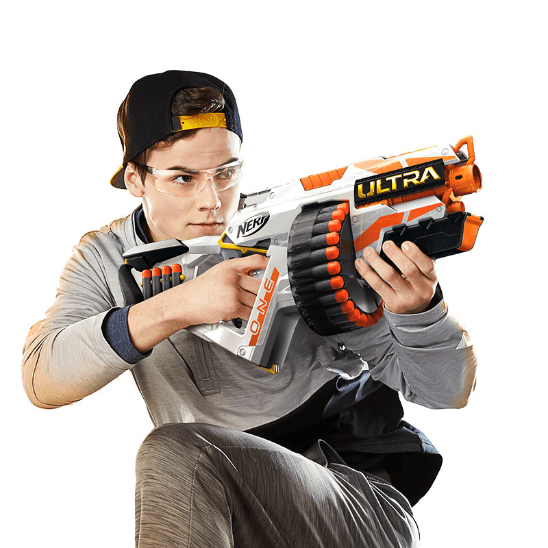 Hasbro NERF Electric Gun New ULTRA ONE Soft Bullet Gun Boy Toy Gifts