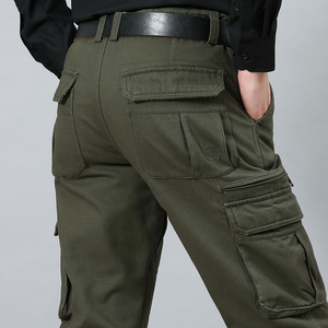 New Casual Tactical Pants Male