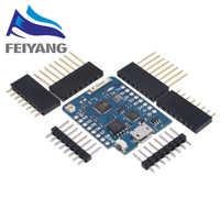 1PCS Für WEMOS D1 Mini Pro 16M Bytes Stecker NodeMCU ESP8266 ESP-8266EX CP2104 WIFI Entwicklung Bord Micro USB