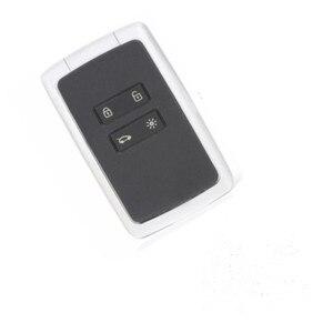 Image 3 - Wilongda 4 taste Auto Smart Remote Key 434mhz PCF7945M HITAG AES 4A Chip Für Renault Megane 4 keyless schlüssel für Talisman Espace5