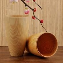 Mugs Coffee Cup Water-Cup Tea Wine-Juice Beer Lightweight Wooden Holiday-Gift Milk Handmade