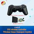 Беспроводной игровой джойстик для PS2  контроллер Servo Playstation Console  игровой джойстик Dualshock для PS 2  ручка робота  игрушка с дистанционным управле...
