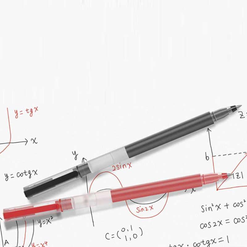 在庫 xiaomi ペン mijia 超耐久性のある書き込みサインペン mi ペン 0.5 ミリメートル署名ペンスムーズスイスリフィル mikuni 日本インク